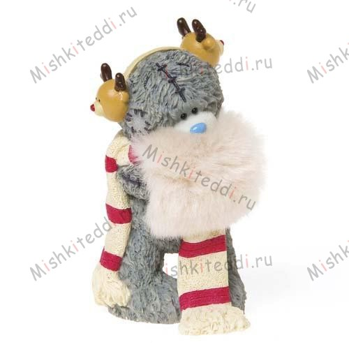 Winter Warmer Me to You Bear Figurine (Sept Pre-Order) Winter Warmer Me to You Bear Figurine (Sept Pre-Order)
