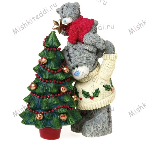 Reach For The Stars Me to You Bear Figurine Reach For The Stars Me to You Bear Figurine