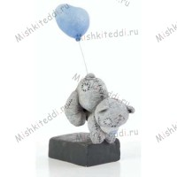 Floating Sketchbook Me to You Bear Figurine