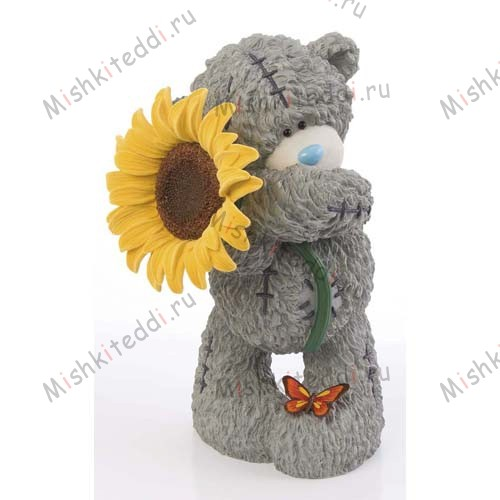 Summer Warmth Me to You Bear Figurine Summer Warmth Me to You Bear Figurine