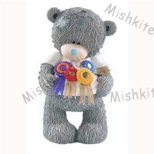 Winning Ways Me to You Bear Figurine Winning Ways Me to You Bear Figurine