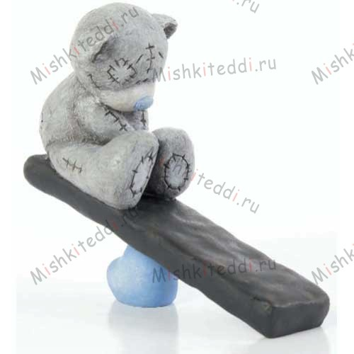 Lonely Sketchbook Me to You Bear Figurine Lonely Sketchbook Me to You Bear Figurine