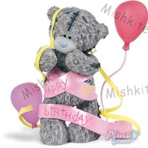 Me to You - 18 Today Tatty Teddy Figurine Me to You - 18 Today Tatty Teddy Figurine
