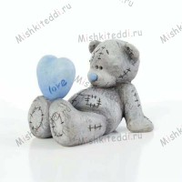 Love Sketchbook Me to You Bear Figurine