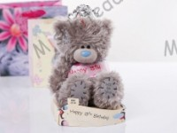 Мишка Тедди Me to You с 13-летием 15 см - Happy 13th Birthday Tatty Teddy G01W1573 64