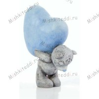 Strength Sketchbook Me to You Bear Figurine