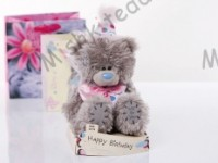 Мишка Тедди Me to You с Днем рождения 15 см - Birthday Clown Tatty Teddy G01W1986 80