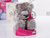 Мишка Тедди Me to You с 21-летием 15 см - 21st Birthday Tatty Teddy G01W1564 75