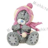 Cosy Bear Me to You Bear Figurine