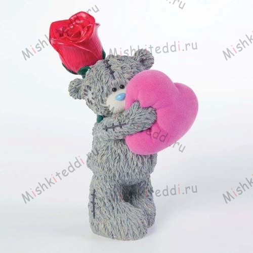 With all of My Heart Me to You Bear Figurine With all of My Heart Me to You Bear Figurine