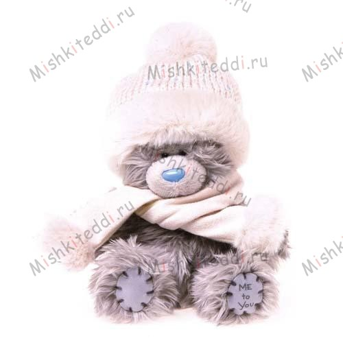 Мишка Тедди Me to You в шапочке - Special Friend Me to You Bear G01W1942 94 Special Friend Me to You Bear