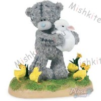 Me to You - Spring is in the Air Tatty Teddy Figurine