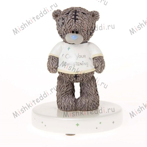 Me To You Tatty Teddy Christening Figurine Me To You Tatty Teddy Christening Figurine