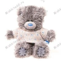 Мишка Тедди Me to You в джемпере - Bear With Jumper Me to You Bear G01W1939 83