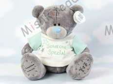 Мишка Тедди Me to You в футболке 31 см - Large Personalised Babysafe Tatty Teddy wearing a Someone Special T Shirt GYQ0881 160 Large Personalised Babysafe Tatty Teddy wearing a Someone Special T Shirt