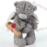 Me To You Bear Figurine 2008 - Aiming for Love