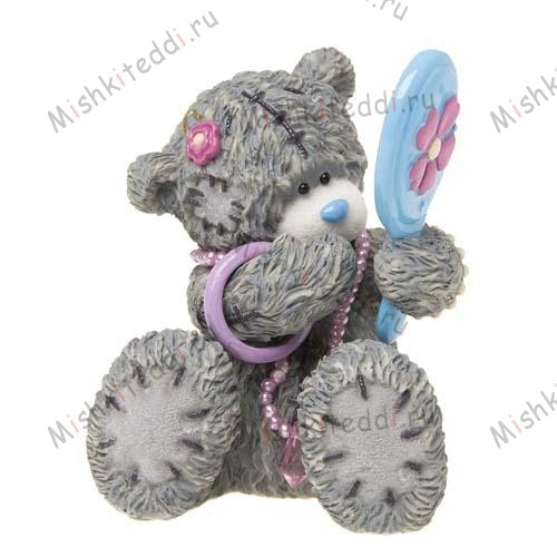 Mummys Little Girl Me to You Bear Figurine Mummys Little Girl Me to You Bear Figurine