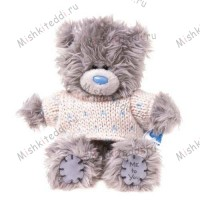 Мишка Тедди Me to You в свитере - Auntie Me to You Bear G01W1960 22
