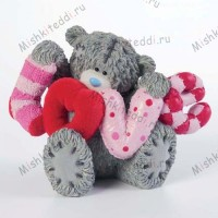 Sew in Love Me to You Bear Figurine