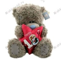 Мишка Тедди Me to You с 18-летием - Me To You Happy 18th Birthday Tatty Teddy Bear GO1W1567 15