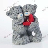 True Love Me to You Bear Figurine