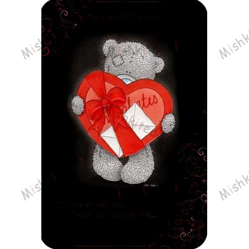 Special Girlfriend Valentines Me to You Bear Card Special Girlfriend Valentines Me to You Bear Card