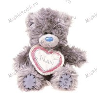 Мишка Тедди Me to You с сердцем - Nan Me to You Bear  G01W1957 174
