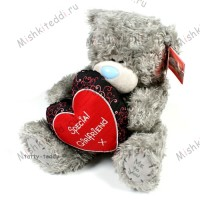 Мишка Тедди Me to You с сердцем - Me To You Special Girlfriend Tatty Teddy Bear G01W1627 30