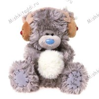 Мишка Тедди Me to You в наушниках - With Love Reindeer Ear Muffs Me to You Bear G01W1925 24