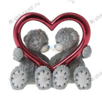 wo Hearts Are One Me to You Bear Figurine (Dec Pre-Order)