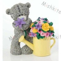 Spring Scent Me to You Bear Figurine