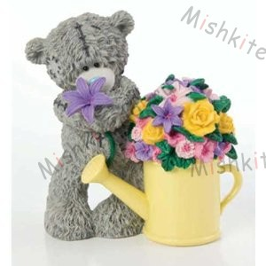 Spring Scent Me to You Bear Figurine Spring Scent Me to You Bear Figurine