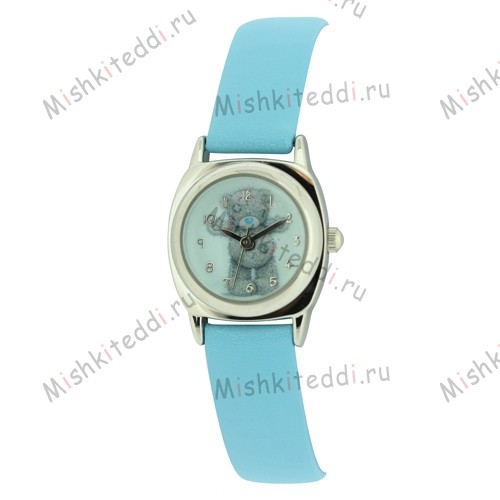 Часы Me to you - Мишка Тедди держит лапки в стороны - Me to You Bear Watch Blue MTY176/A 123 Me to You Bear Watch Blue