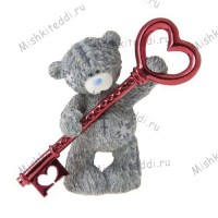 Key To My Heart Me to You Bear Figurine (Dec Pre-Order)
