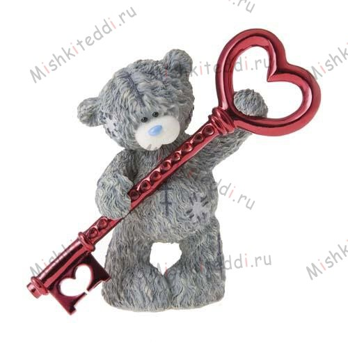 Key To My Heart Me to You Bear Figurine (Dec Pre-Order) Key To My Heart Me to You Bear Figurine (Dec Pre-Order)