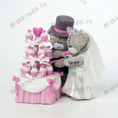 Together Forever Me to You Bear Figurine Together Forever Me to You Bear Figurine