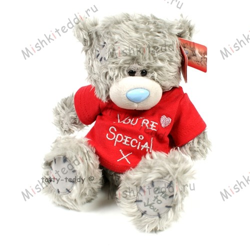Мишка Тедди Me to You в футболке - Me To You Tatty Teddy You're Special GO1W1742 33 Me To You Tatty Teddy You're Special