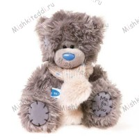 Мишка Тедди Me to You в шарфике - With Scarf Me to You Bear G01W1933 76