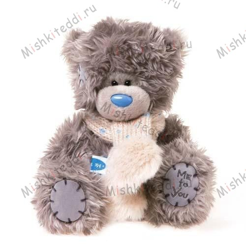 Мишка Тедди Me to You в шарфике - With Scarf Me to You Bear G01W1933 76 With Scarf Me to You Bear