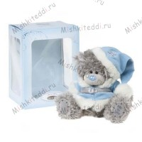 Мишка Тедди Me to You в костюме санты - Boxed Santa Me to You Bear SPECIAL EDITION G01W1932 116