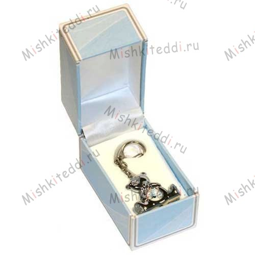 Мишка Тедди Me to You часы-брелок - Tatty Teddy Keyring Watch White MTYG001/B 96 Tatty Teddy Keyring Watch White