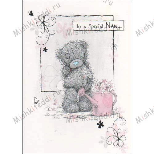 Special Nan Birthday Me to You Bear Card Special Nan Birthday Me to You Bear Card