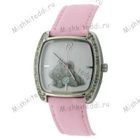 Часы Me to you - Мишка Тедди - Me to You Bear Watch Pink MTY218B 141