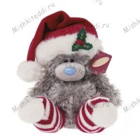 Мишка Тедди Me to You рождественский - Hat and Socks Me to You Bear  G01W1219 73
