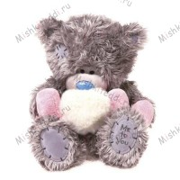 Мишка Тедди Me to You с сердцем - I Love You Banner Me to You Bear G01W1931 200