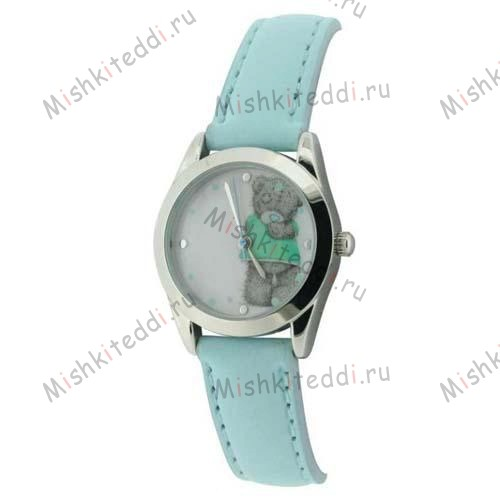 Часы Me to you - Мишка Тедди  в футболке - Me to You Bear Watch Blue MTY224A 17 Me to You Bear Watch Blue
