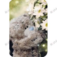 Garden Daisies Mothers Day Me to You Bear Card