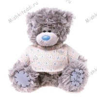 Мишка Тедди Me to You в свитере - Son Me to You Bear G01W1952 157