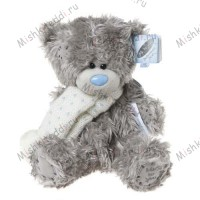 Мишка Тедди Me to You в шарфике - Bed Warmer Me to You Bear  G01W1192 152