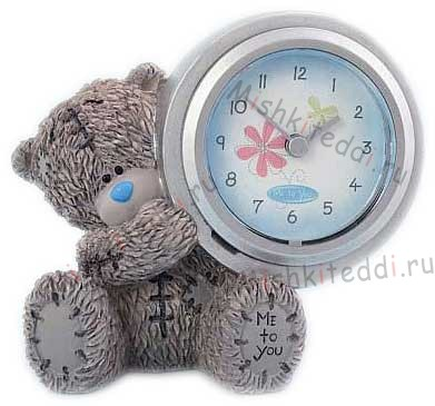 Настольные часы Me to you - Me to You Bear Clock G01Q0539 100 Me to You Bear Clock